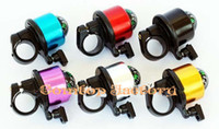 metal M1 Guangdong, China (Mainland) Fedex Free shipping Wholesale Made Metal Bell Compass For Bike Bicycle Cycle Ring