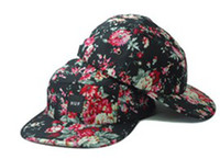 Unisex Embroidered Spring & Fall HUF 5 PANELsnapback Caps. Snapbacks Hats.New arrive.high quality,Free shipping