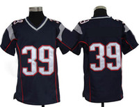 Wholesale 2013 Fashion Active Shirts Patriots Team Sports Apparel Woodhead Sports Shirts for Youth Christmas Gifts Game American Footbal Jerseys