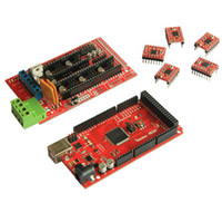 Wholesale F04681 D Printer Iduinomega2560 amp Ramp1 Control Board A4988 Stepper Motor Driver