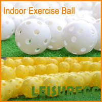 Wholesale indoor practice golf ball golf hollow ball golf hollow ball