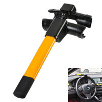 Wholesale New Anti Theft Car Steering Wheel Security Safe Lock Technical Fixes Preventing Thieves High hardness Locks