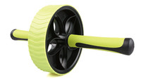 Wholesale Super Single Abdominal Wheel Ab Roller With Mat For Exercise Fitness Equipment
