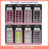 Decal plastic sheet - 3D Polish Skin Foil Ultra Thin Nail Art Wrap Patch Sticker nail polish sticker sheets