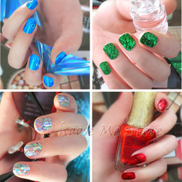 Wholesale New arrival Hot Selling Transfer Foil for Nail Art Nail Sticker cm cm Designs NS13