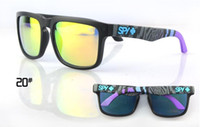 Wholesale 20 Colors SPY KEN BLOCK HELM Sunglasses Outdoor Sun glasses skii goggles Designer SPY OPTIC HELM Ken Block Sunglass