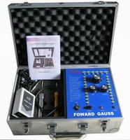 Wholesale DHL free VR6000 Long Range King m ground gold diamond metal detector H833