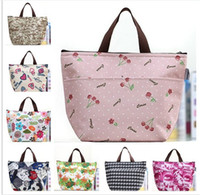 Wholesale New Arriving Multifunction Portable Thicker Insulation Package Cooler Bag Picnic Bag Oxford Cloth Bag