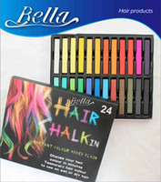 Wholesale New Arrival Fashionable Colorful Dye Tool Temporary Hair Chalk Instant Color Added Flair Colors Change Your Hair Color in Minutes