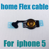 Wholesale Home Button Flex Cable for iPhone G