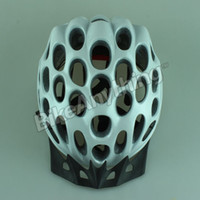 Wholesale AnQi Porous Cycling Bicycle Helmet full white