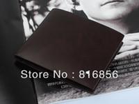 Men purses brand name - M B Brand name genuine Leather Wallet for men Gent Leather purses brand orginal gift box brand purse