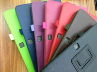 PU Folio Cover leather case For Samsung galaxy tab 3 10. 1 in...
