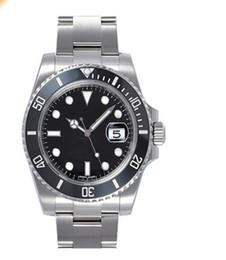 Top Quality Luxury Watches Men's Mechanical Automatic Black Dial Watches Genuine ETA 2836 Movement Fine Sapphire Men's Watch