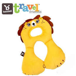 Wholesale Children s neck pillow color safety travel pillow u memory pillow safety seat pillow