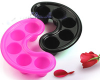 Wholesale Lowest Price Soak Finger Acrylic Tip Nail Soaker Treatment Remover Bowl Tool Manicure