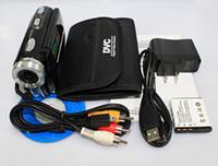 Wholesale New HD K200 Digital Camera P Video recorder LED MAX megapixels DV Camera