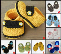 Unisex Winter Fur 35%off Crochet baby shoes. Velcro toddler shoes. Newborn casual soft-soled shoes baby wear cheap shoes online chaina 6pairs 12pcs
