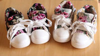 Unisex Winter  30%OFF EMS Loving mother gifts! 22-26 yards, lace casual shoes. Floral sneakers. Toddler shoes cheap kid shoes baby wear 10pairs 20pcs LH