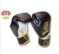 Wholesale PRETORIAN high performance Gloves boxing gloves Gloves Sanda Muay Thai Gloves oz oz Black