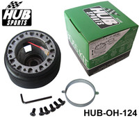 Wholesale OH Universal New Racing Steering Wheel Hub Adapter Boss Kit for Honda HUB OH Have In Stock