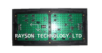 Wholesale P10 Seri outdoor Dual Color Red Blue LED display module mm mm