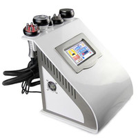 Wholesale Christmas promotion in K Cavitation Bipolar Tripolar Vacuum RF Face and Body Skin Care Slimming Fat Reduction Spa Beauty Machine Au