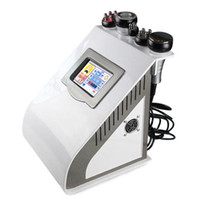 Wholesale Christmas promotion in Cavitation Radio Frequency Equipment Ultrasonic Liposuction Slimmng Beauty Machine Au