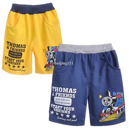 Wholesale children s clothing summer summer child capris boy trousers male child capris short trousers
