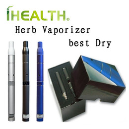 Wholesale 2013 Dry herb vaporizer ago G5 with pen dry herb vaporizers elctronic cigarette DHL set