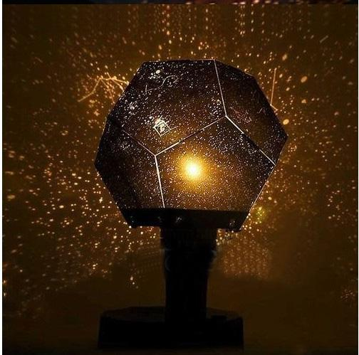 2017 Diy Charming Star Projector Night Light Star Master