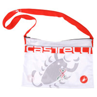 Wholesale Castelli Cycling Musette Outdoor Sports Feed Bag With Long Shoulder Strap