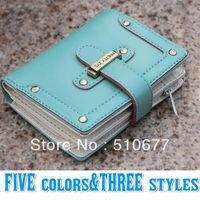 Wholesale five colors short amp middle amp long new PU leather women s purse card holders women s wallet clips ladies wallet