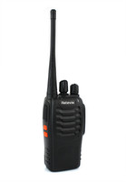 Wholesale Portable CB Radio New Brand Retevis H Walkie Talkie UHF W CH Single Band Way Radio Black A1044A