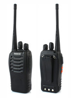 Wholesale HOT SALE Portable CB Radio New Brand Retevis H Walkie Talkie UHF W CH Single Band Way Radio Black A1044A