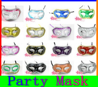 annual free - color Mixed color Christmas annual sales of Party Masks Party Mask