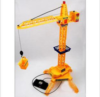 Wholesale Wire remote control crane truck lifting up and down rotation