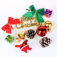 0-12M Educational Supplies - Christmas supplies decoration gifts Christmas ornaments Christmas tree pendant jewelry
