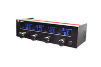 Wholesale over hotsale W quot LCD pannel seven color display voltage temperature speed controller