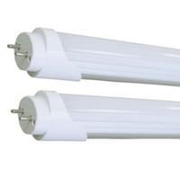 T8 22w 2835 Fedex Ship 22W 1.2m 120cm T8 Led Tube Light 4 Feet 85-265V AC 3000-6500K LED Tube Light Bulb Lamp Fluorescent Tube edison2011