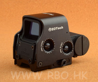 Wholesale Green and Red Dot Sight Black Tactical Hunting Shooting M7101
