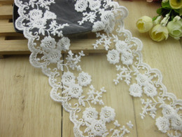 Wholesale Supply the new cm DIY craft hair clothing supplementary material cotton lace