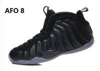 Wholesale Black Men Basketball Shoes Man Sports Shoes Sneakers Air Foamposite Mens Basketball Shoes Mens Black Sport Shoes Tenis Zapatillas size