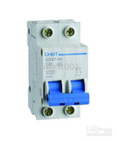 Wholesale Miniature Circuit Breaker CHINT DZ47 C20 series Modular DIN Rail Products
