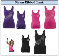 Wholesale Hot sell New Brand new with tags Harrods Gleam Ribbed Top can drop