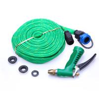 high pressure water spray gun - New M Car Garden High Pressure Water Gun Wash Pipe Cleaning Spray Hose Q0091G15