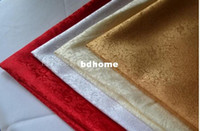Wholesale RN192 promotion home jacquard dinner hotel home restaurant tissue napkin cm min24pcs freeshipping