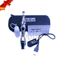 Wholesale 2013 Hot Ego EE2 Electronic Cigarette Single Kit Vamo Ecig and EGo E2 ecig With Ego case Skull holder