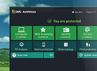 Wholesale AVG Anti Virus Year pc AVG antivirus year