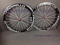 Wholesale 2013 pinarello full carbon road bike wheels Alloy Brake Surface Clincher Aluminum Wheel fit for pinarello dogma de rosa frame